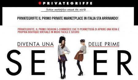 Vendere i propri abiti usati online? Tra poco sarà possibile grazie al nuovo portale PrivateGriffe