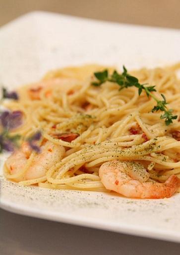Ricette San Valentino 2012: gli spaghetti con i frutti di mare