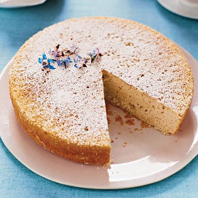 La ricetta della torta al limone leggera