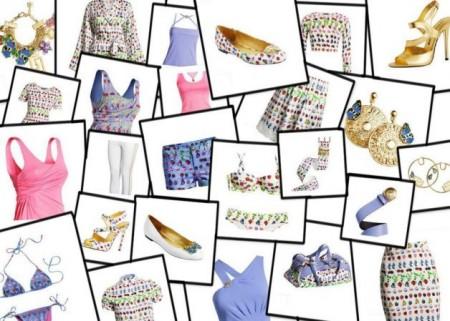 La collezione Versace per H&M per la primavera estate 2012 non sarà disponibile in Italia