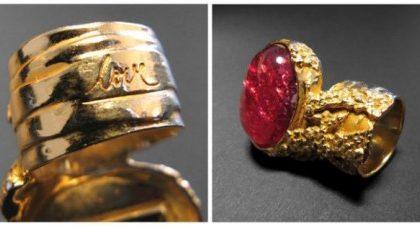 Per San Valentino 2012, scegliete l'anello simbolo di Yves Saint Laurent