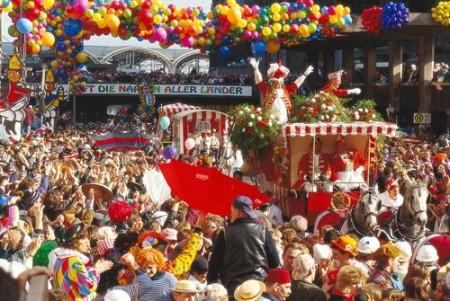 Conosciamo il Carnevale di Colonia, uno dei più originali al mondo