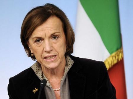 La ministra Fornero durissima contro la tv italiana, offende la dignità della donna
