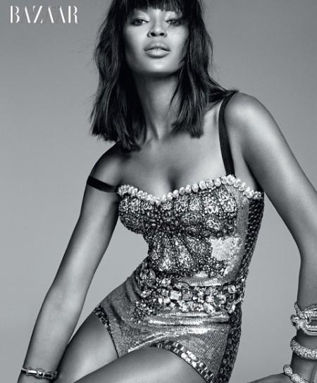 Naomi Campbell ci svela i suoi segreti di bellezza