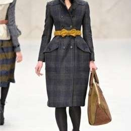 La collezione Burberry Prorsum A/I 2012-13 alla London Fashion Week [Foto]