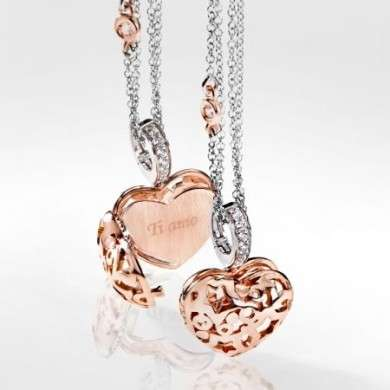 Per un San Valentino 2012 indimenticabile e prezioso i gioielli per lei sono firmati Comete