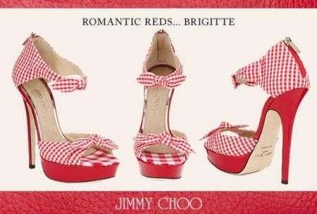 Regali di San Valentino chic e alla moda con la collezione di Jimmy Choo