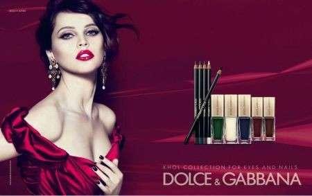 Make up Dolce & Gabbana: la Khol Collection per la primavera estate 2012