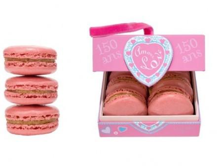 San Valentino 2012 goloso con i macarons in edizione limitata di Ladurée