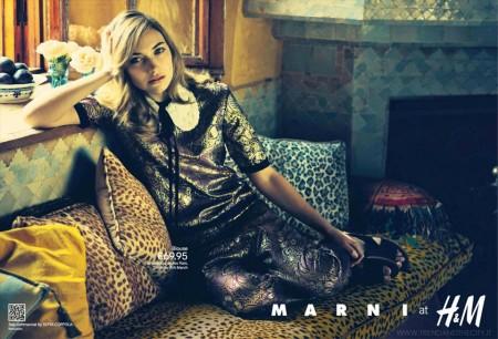 Marni per H&M: la prima foto della campagna pubblicitaria firmata da Sofia Coppola