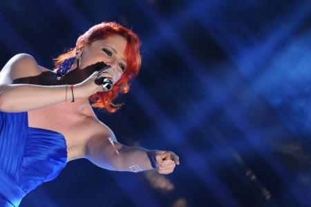Noemi e gli attacchi di panico prima del Festival di Sanremo 2012