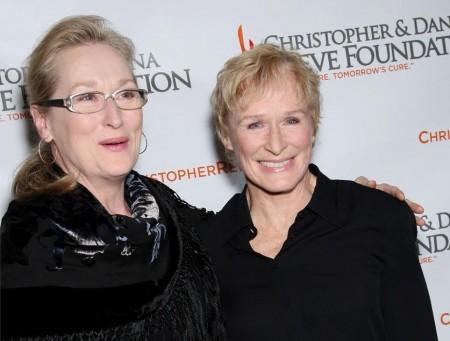 Meryl Streep e Glenn Close: una sfida lunga 30 anni