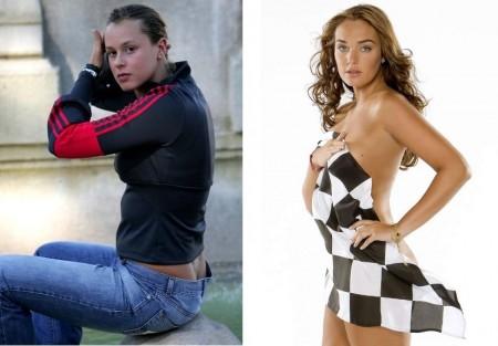 Sanremo 2012: la parola a Tamara Ecclestone e a Federica Pellegrini