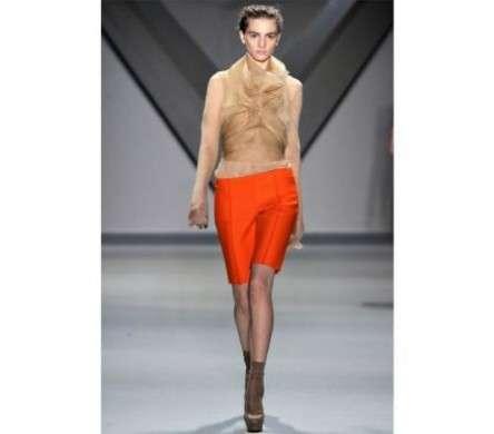 La sfilata di Vera Wang A/I 2012-2013 alla New York Fashion Week