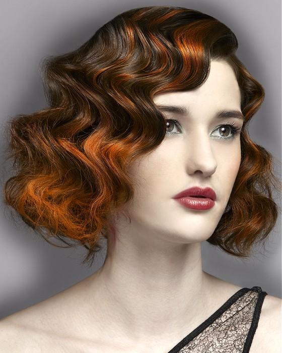 Colori capelli 2012 meches