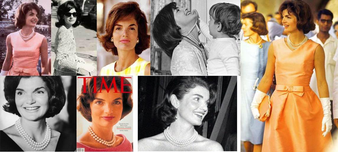 Jackie Kennedy look