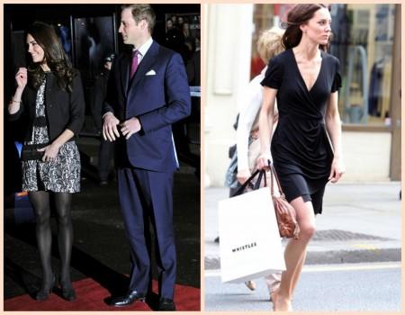 the latest 9db5c 6240c Kate Middleton ama le minigonne, ma la regina Elisabetta la ...