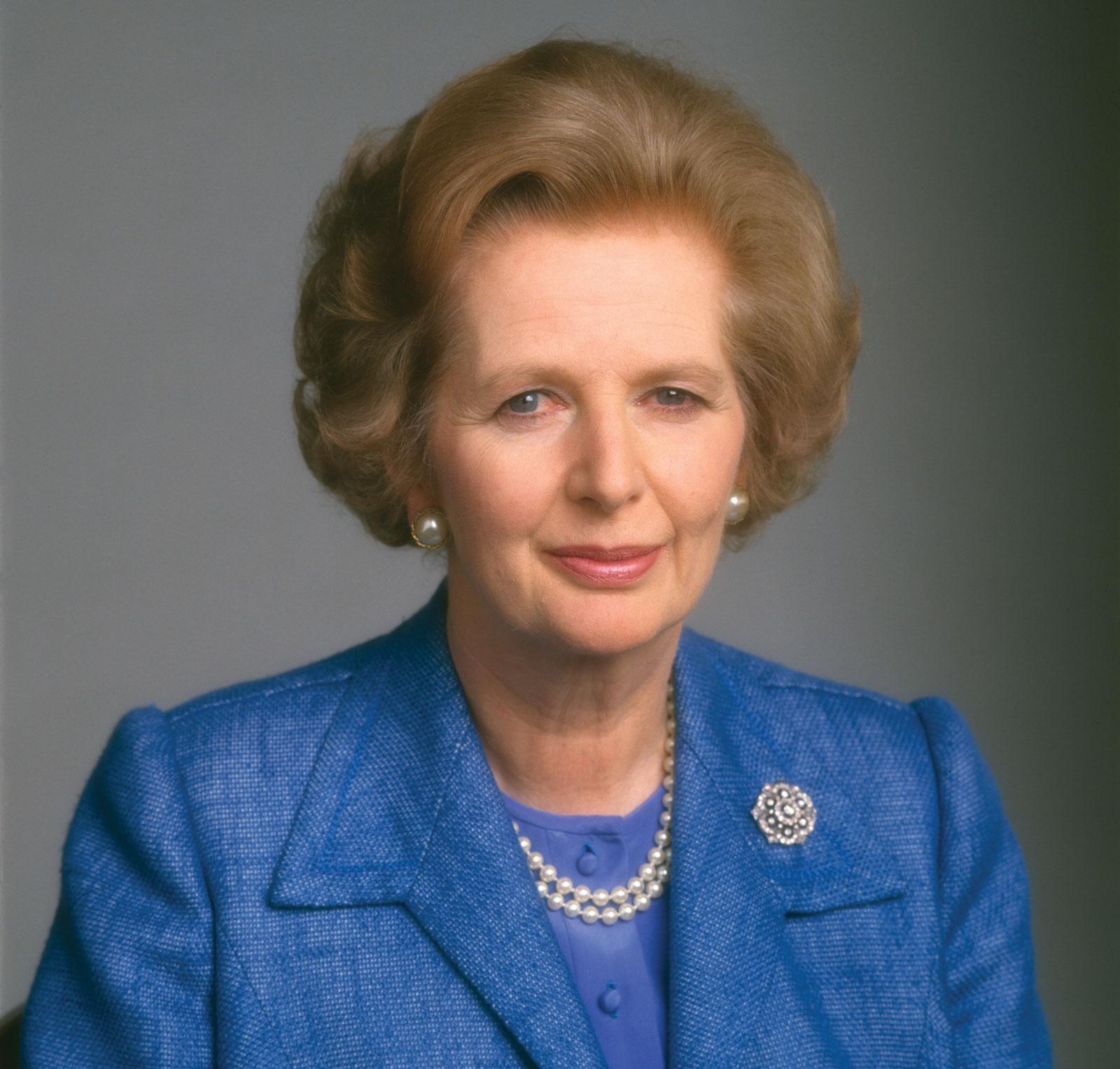 Margaret Thatcher look