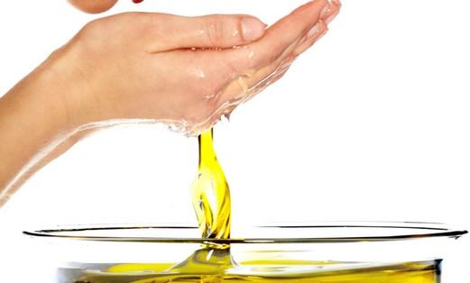 Maschera fai da te all'olio di oliva