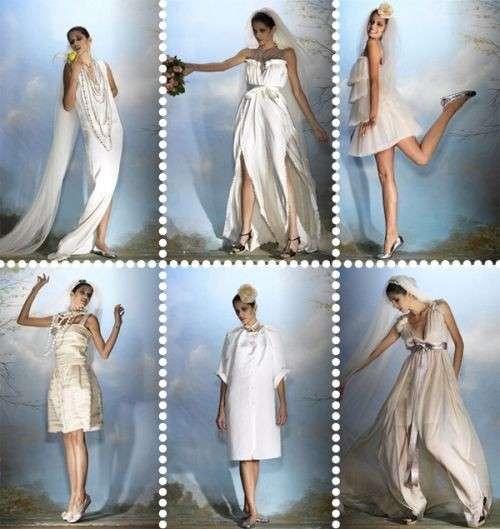 Abiti da sposa 2012, i più belli dei grandi stilisti [FOTO]
