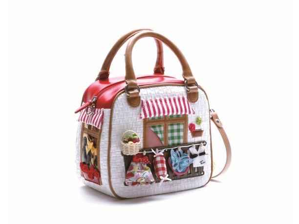 Le borse Braccialini per la primavera estate 2012 fanno sognare
