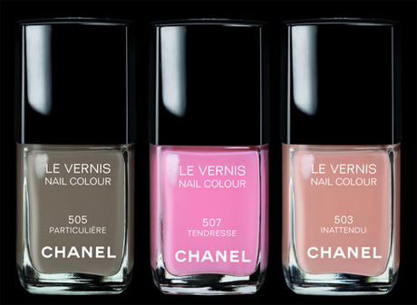 chanel particuliere