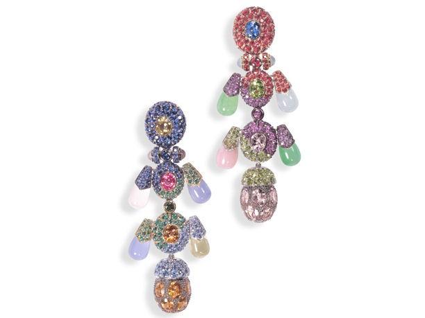 de grisogono gioielli estate 2012 orecchini