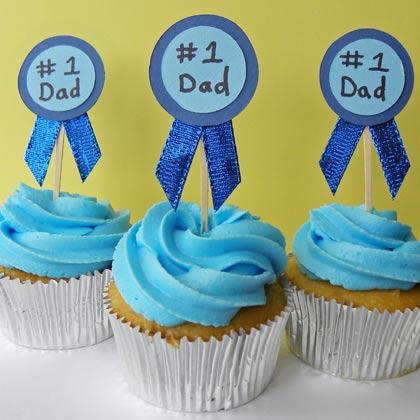 festa papa 2012 cupcakes