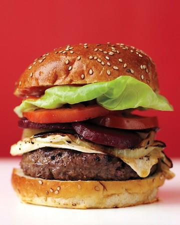 festa papa 2012 maxi hamburger