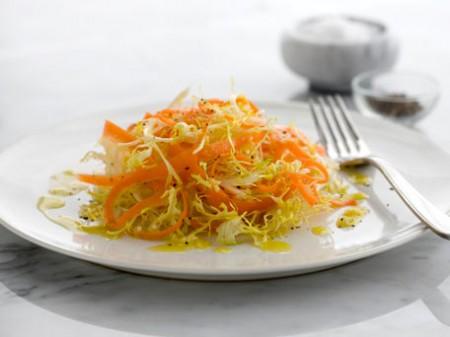Ricette festa della donna: l'insalata gialla