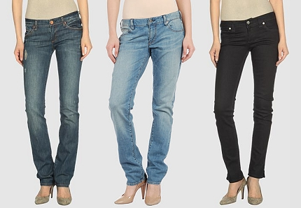 jeans perfetti