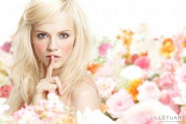 Make up primavera estate 2012: Jill Stuart Bare Petal collection