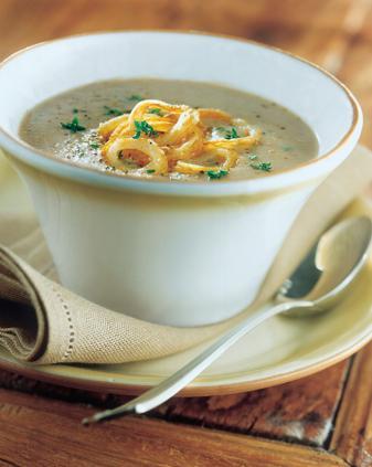 la dieta delle zuppe