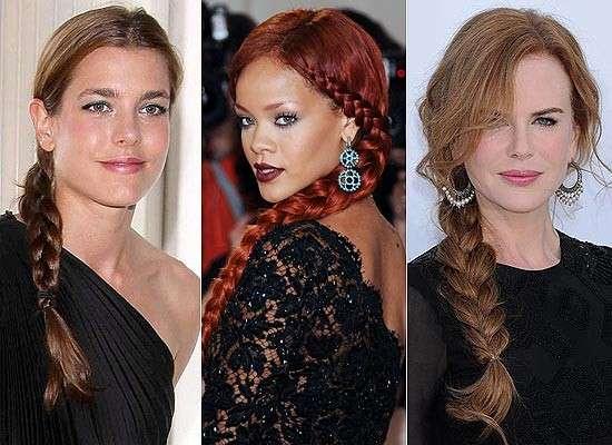 Tendenze capelli, è la treccia la pettinatura più glam per la primavera 2012 [FOTO]