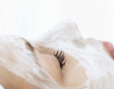 maschera.viso pelle depurativa