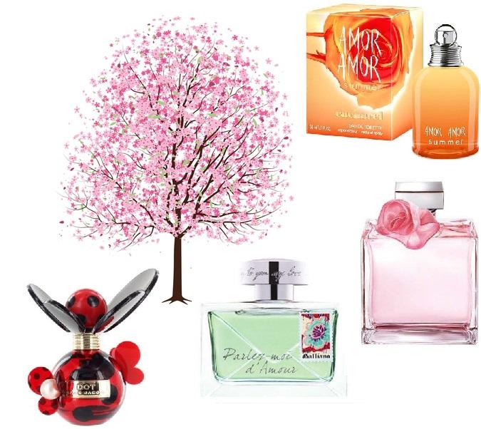 Le fragranze più profumate dell'estate 2012