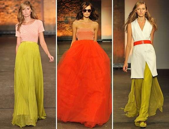I vestiti lunghi più belli per l'estate 2012 [FOTO]