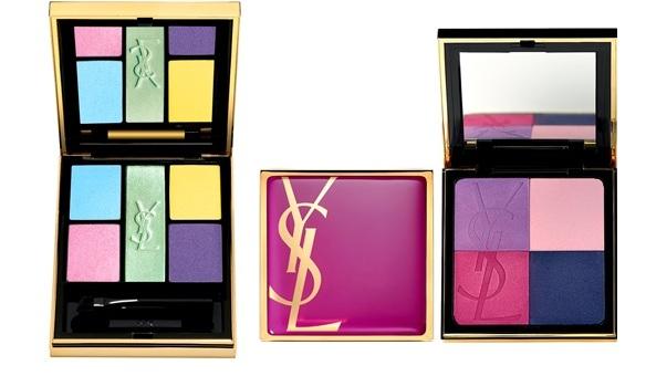 ysl make up 2012