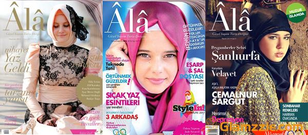 Ala magazine moda islamica
