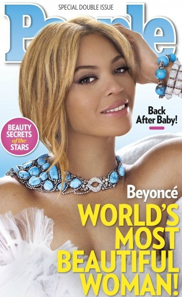 Beyonce su People