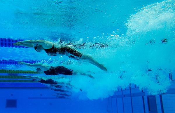 calorie nuoto