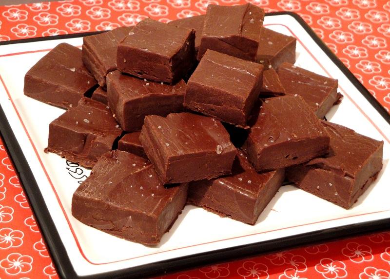 cioccolatini fudge