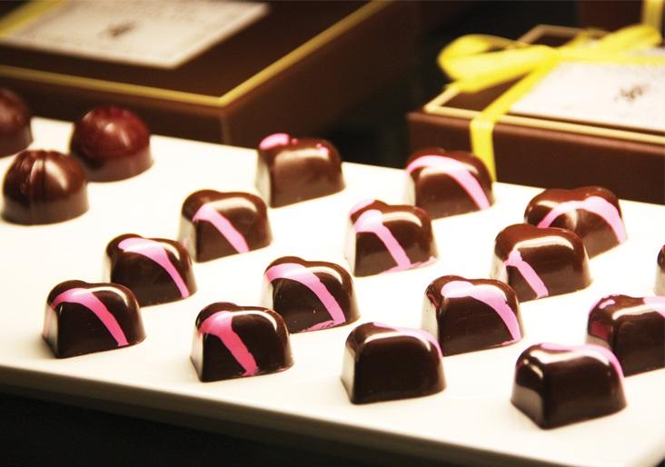 cioccolatini ganache