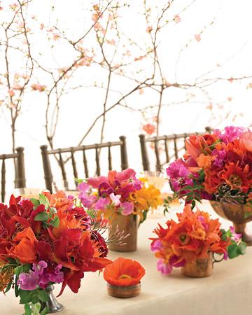 fiori matrimonio estivo