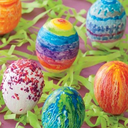 pasqua 2012 decorazioni uova