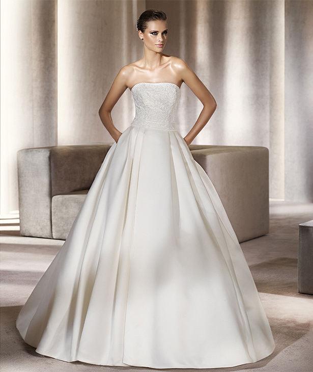 pronovias stile abito sposa