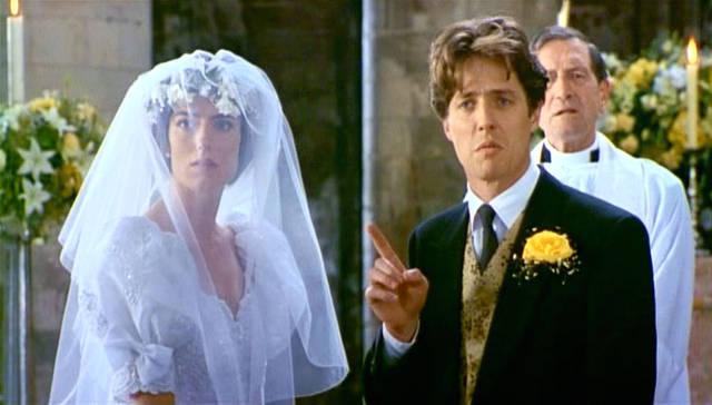 Quattro matrimoni e un addominale