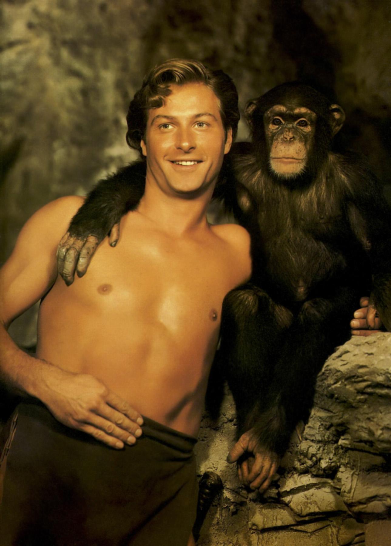 Io Tarzan. Tu Jane