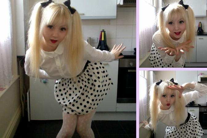 venus palermo bambola