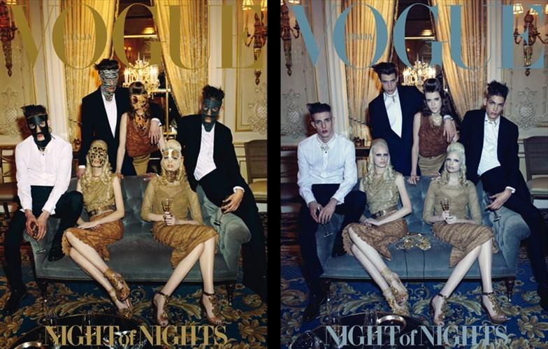 Vogue contro l'anoressia, molte parole e pochi fatti